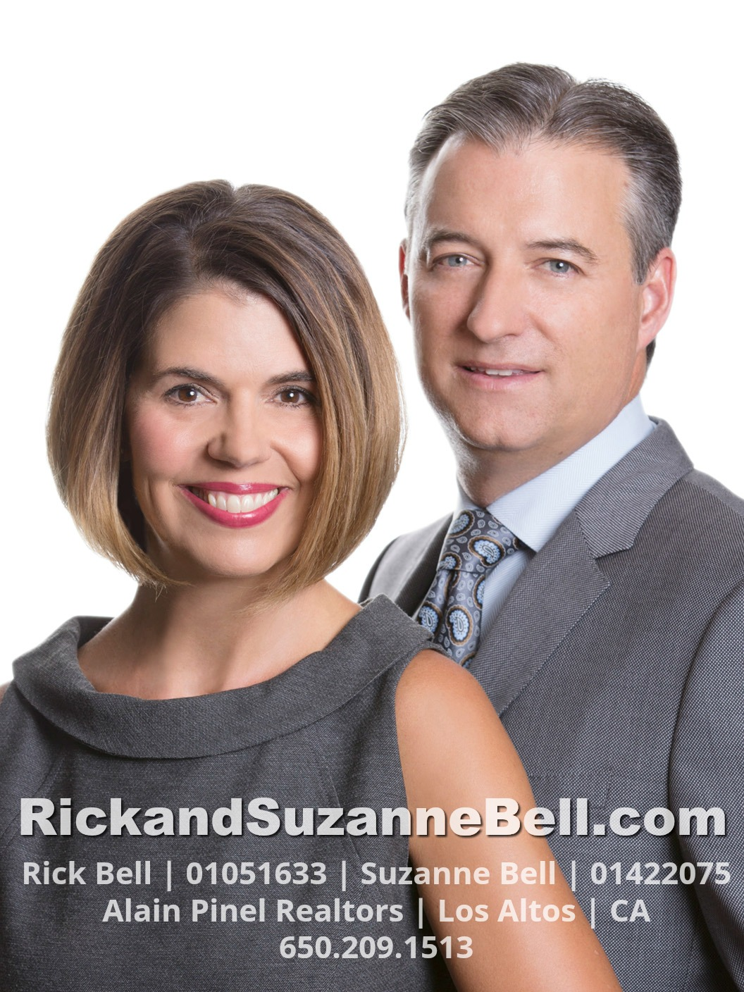 Rick and Suzanne Bell | Los Altos Realtors | Los Altos Hills Realtors