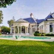 Magnificent French Estate - A Los Altos Estate Home Tour