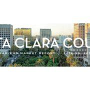Santa Clara County Year-End Market Report 2016 vs. 2017