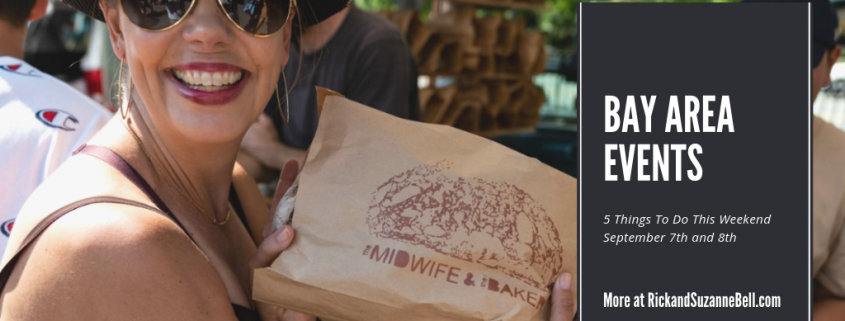 Bay Area Events | 5 Things To Do This Weekend | Mountain View Farmers Market