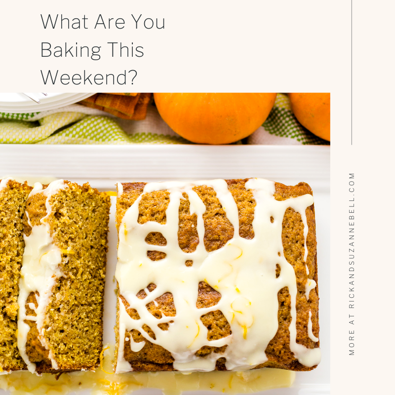 Fall Entertaining | Pumpkin Bread