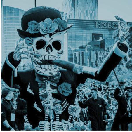 Dia de los Muertos, San Jose