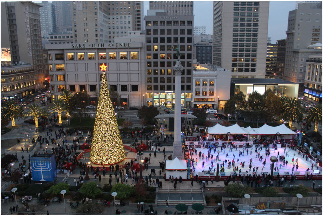 12 Fun Things To Do in San Francisco This Holiday Season