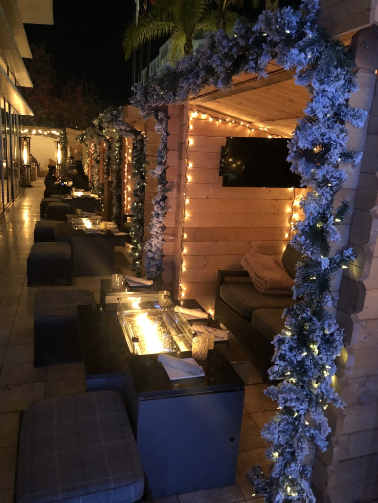Apres Chalet| A Winter Wonderland In Silicon Valley