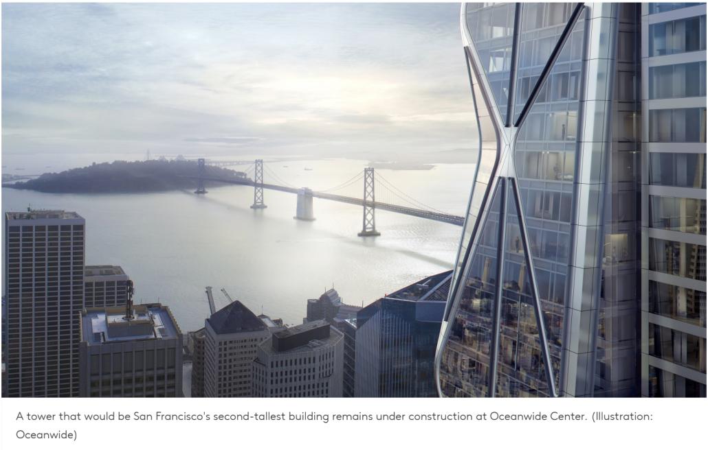 San Francisco Tower Development