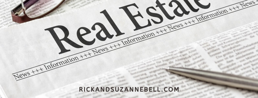 Rick and Suzanne Bell Real Estate Newsletter | May 2020